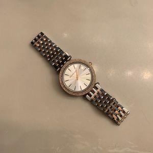 MICHAEL KORS MK-3321 Double Tone Quartz Watch